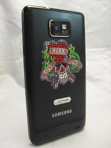 GENUINE-LOVE-KILLS-ED-HARDY-PEEL-STICKER-HTC-DESIRE-S