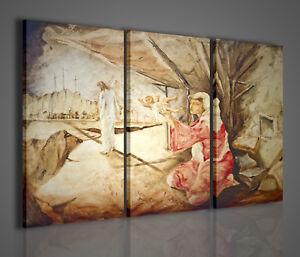 Quadri moderni il santo padre quadro moderno religioso for Sacra famiglia quadri moderni