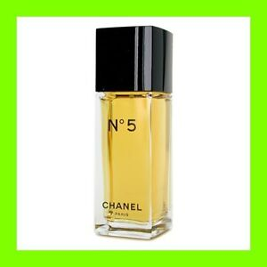 CHANEL No. 5  EDT 100 ML - NEW & UNBOXED