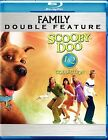 Scooby Doo: The Movie/Scooby Doo 2: Monsters Unleashed 2-Pack (Blu-ray Disc, 2011, 2-Disc Set, Canadian; French)