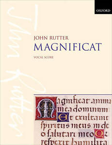 Magnificat, Rutter, John