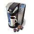 Espresso Machines & Coffee Maker: Keurig Platinum K70 1 Cups Brewing System - Black/Silver Coffee Maker, 1500 Watts, Single Cup Filler