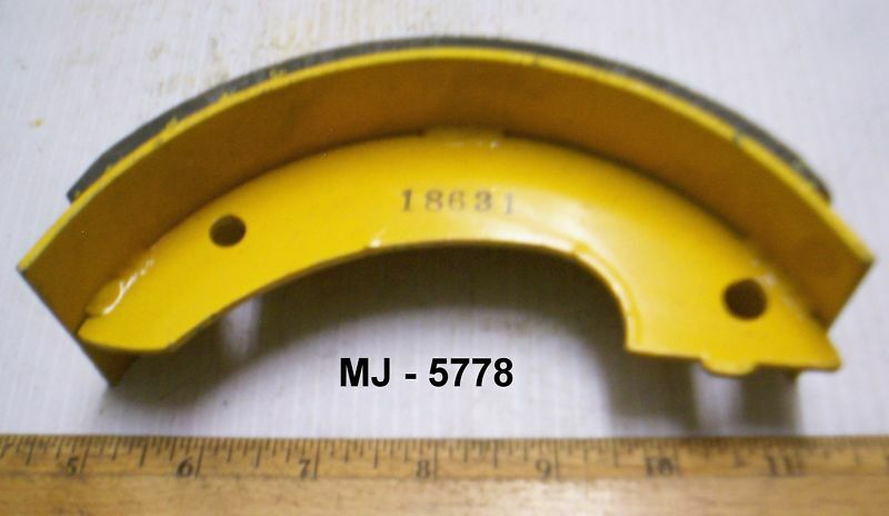 Product Development Group Inc. - Brake Shoe -  P/N: 18631 (NOS)