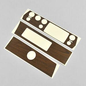 DMT-MOPAR-72-74-A-Body-Non-Rallye-Dash-Woodgrain-Overlay-Vinyl-Sticker-STYLE-1