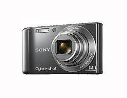 Sony-DSC-W370-Cyber-Shot-14-1MP-Digital-Camera-w-7x-Optical-Zoom-Black