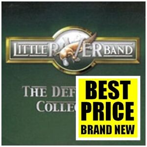 LITTLE RIVER BAND LRB Definitive Collection CD BRAND NEW Best Of Greatest Hits