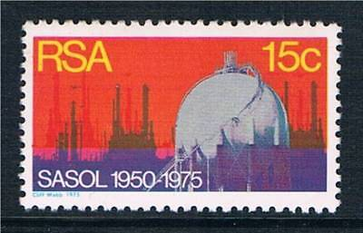South Africa 1975 Anniversary Of Sasol Sg 375 Mnh