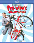 Pee-Wee's Big Adventure (Blu-ray Disc, 2011)
