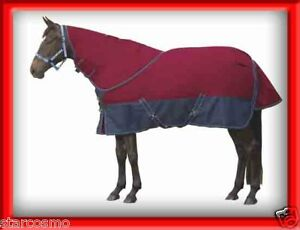 1680/1200D Combo Winter Horse Rug Turnout 6'0-6'9. 300g. Waterproof. Top Quality