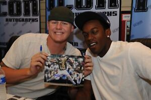 Mat-Latos-Signed-I-HATE-Cam-Maybin-8x10-Photo-PSA-DNA