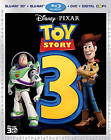 Toy Story 3 (Blu-ray/DVD, 2011, 5-Disc Set, Includes Digital Copy; 3D)