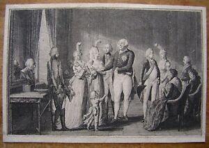 Daniel Chodowiecki. Die Königlich Preussische Familie.