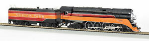 HO-BACHMANN-GS-4-SP-DAYLIGHT-SPEC-DCC-LOCO-TENDER-4449-SOUTHERN-PACIFIC-4-8-4