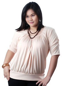 womens plus size clothing blouse top 1x 2x 3x 4x 5x ebay