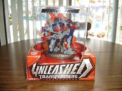 Transformer Unleashed Turnarounds Optimus Prime –