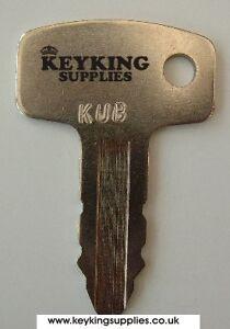 Kubota-KX-Series-Excavator-Key