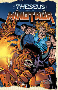 Yomtov-Nel-Theseus-and-the-Minotaur-Graphic-Myths-Book