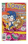 Sonic the Hedgehog Archie Modern Age Comics (1992-Now)