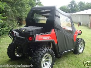 Top-Rear-Window-Doors-4-Existing-Windsheild-Polaris-Ranger-RZR-800-New-UTVs