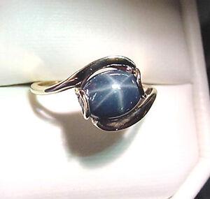 genuine star sapphire ring - photo #35