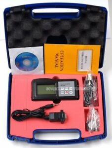 VM6360-Vibration-Tester-Vibro-meter-Gauge-w-Software