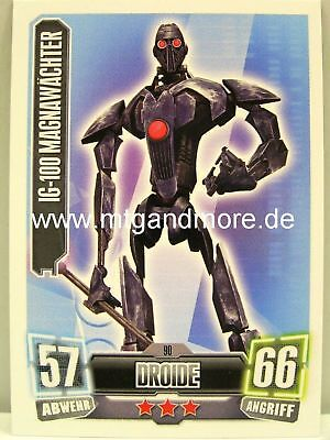 Force Attax Serie 2 IG-100 Magnawächter #090 online kaufen