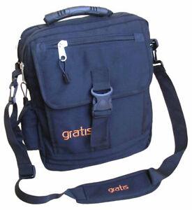 Mens-Shoulder-Travel-Sport-Designer-Messenger-Bag-Air-Satchel-Day-Man-Pack-Black