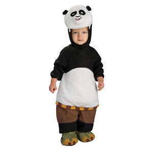 Child Infant Newborn Kung Fu Panda 2 Po Romper Costume