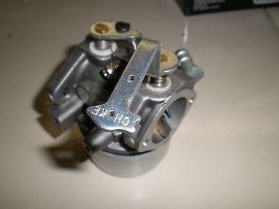 Tecumseh 8hp 9hp 10hp Lh318xa Carburetor 640260a Fixed Jet Generator Tiller
