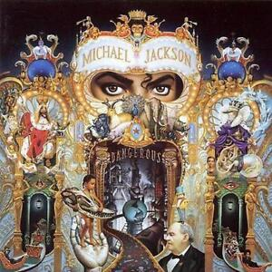 MICHAEL JACKSON Dangerous CD Special Edition NEW
