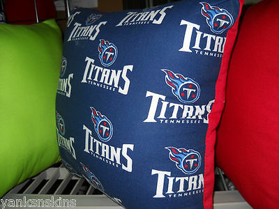 "NFL Team 12"" square pillows"