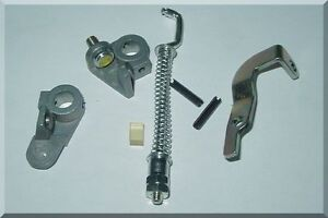 PORSCHE-912-SOLEX-40-PII-SPLIT-SHAFT-LINKING-LEVERS