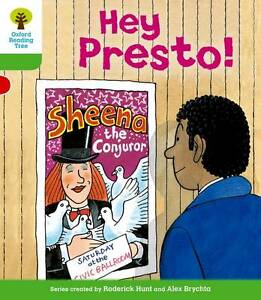 Oxford Reading Tree: Level 2: Patterned Stories: Hey Presto! by Thelma Page,...