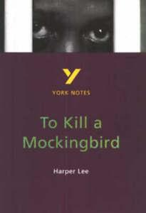 To-Kill-a-Mockingbird-York-Notes-ACCEPTABLE-Book