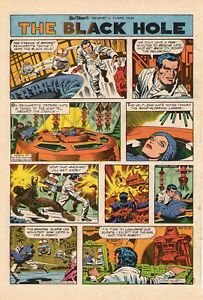 BLACK-HOLE-Jack-Kirby-Newspaper-Strip-Sunday-December-30-1979