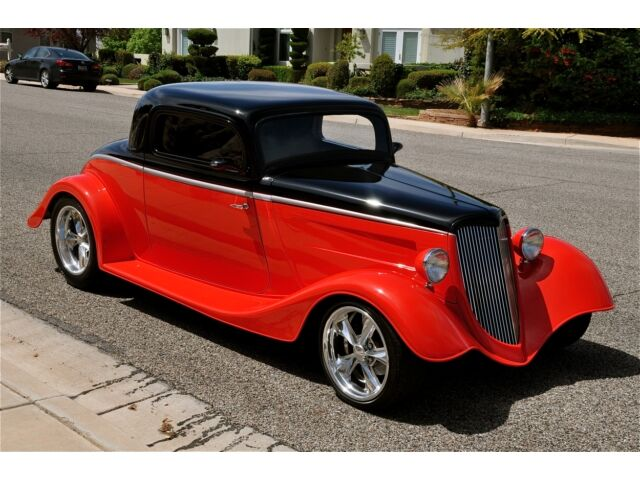 used 34 ford 3 window coupe hot rod northstar power mint for sale 1361 e red hills. Black Bedroom Furniture Sets. Home Design Ideas