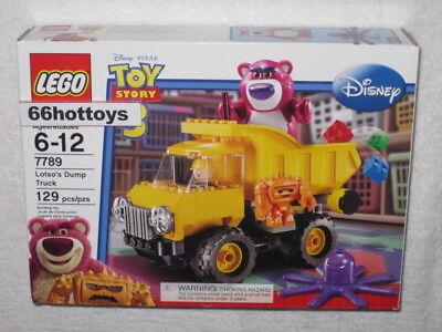 Lego 7789 Toy Story Lotso's Dump Truck