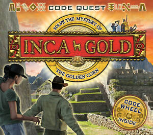 CodeQuest: Inca Gold, Kingfisher, New Book