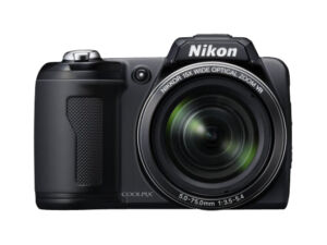 Nikon Coolpix L110 12.1 MP Digital Camer...