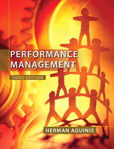 Performance Management by Herman Aguinis (Hardback, 2012)