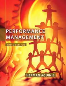 Performance Management by Herman Aguinis (Hardback, 2012)