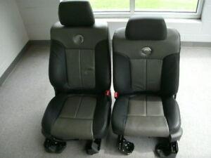 ford f 150 harley davidson leather front rear seats. Black Bedroom Furniture Sets. Home Design Ideas