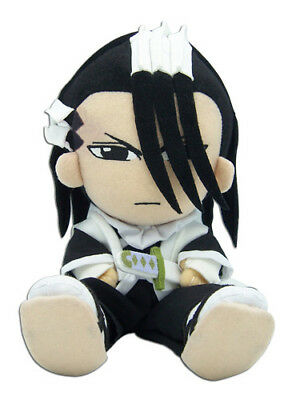 ON SALE! Official Anime Bleach Byakuya Plush Doll