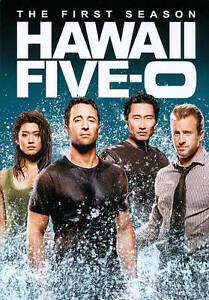 Hawaii Five-0 Season 1 Alex O Loughlin, Scott Caan, Daniel Dae Kim, Grace Park - $6.29