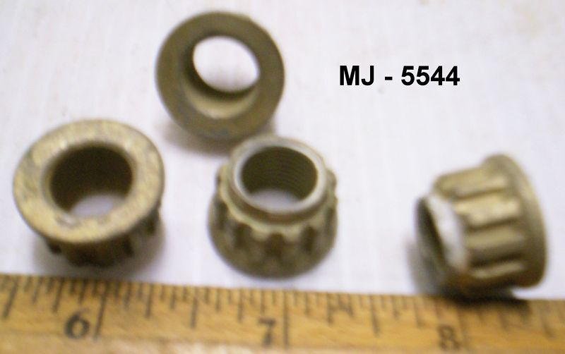 Lot of 5 - Tate Engineering Systems, Inc. - Nuts  (NOS)