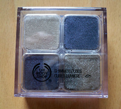 The Body Shop Shimmer Cube Cubes Eye Shadow Palette  17 New