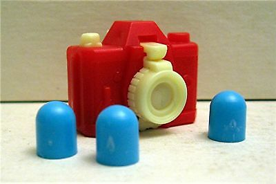 3 Trick Joke Shooting Camera Charm Vending Machine Toy