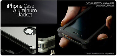 Abee Aluminum Jacket For iPhone 4