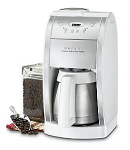 Cuisinart DGB-600BC 10 Cups Coffee Maker...