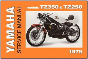 YAMAHA-Workshop-Manual-TZ350-TZ350F-TZ250-TZ250F-1979-Service-Repair-Maintenance